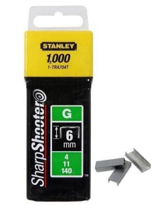 Stanley ST1TRA704T Zımba Teli 6 mm