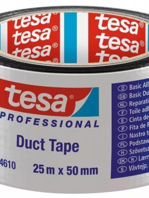 Tesa 4610 Duck Bantı Siyah 50 mm 25 Metre