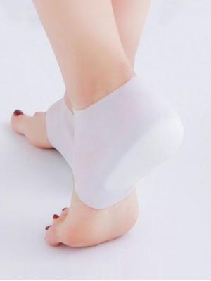 Topuk Yükseltici Topuk Çorabı
