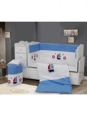 Bebek Beşik Denizci Uyku Seti